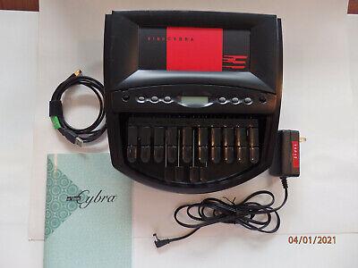Stenograph Elan Cybra Steno Machine Easy Lock Tripod No Battery