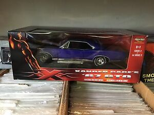 Diecast Triple X Xander Cage 67 GTO