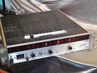 Datum Time Code Generator Translator Model 9110