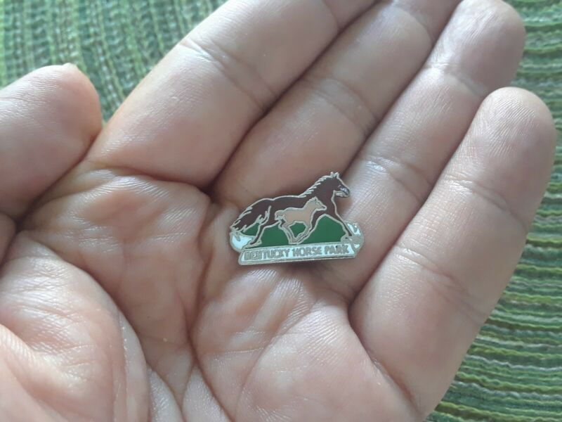 Vintage Kentucky Horse Park Pin