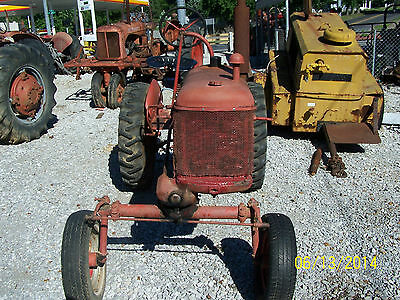 CUB FARMALL on Rummage