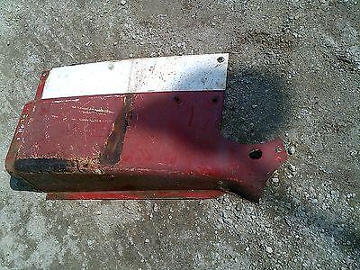 International 1066 Tractor Original Ih Ihc Right Rear Dash Section Panel