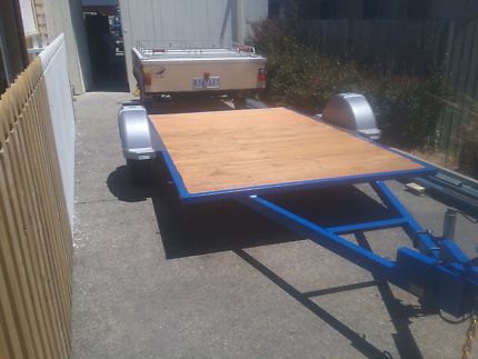 Hobie cannoe trailer  12 months rego $2600 OR BEST OFFER