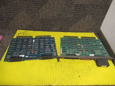 Lot Of 2 Ge General Electric Io Control Module Ic600cb503a Ic600fp509a