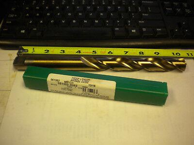 Precicion Dormer 051352 1316 Taper Length Cobalt Bronze Oxide Drill Bit Wtang