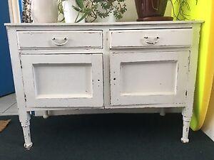 Moving Sell - Antique Dresser White Bondi Eastern Suburbs Preview