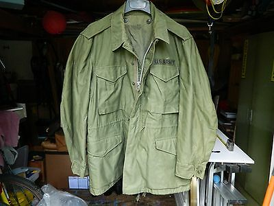 Cohen Fein Company   Army Field Coat M 1951   Size  Regular Medium   Pre Owned