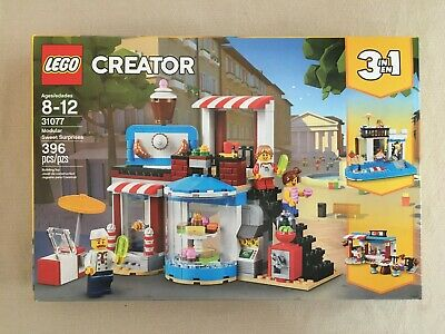 LEGO 31077 - Modular Sweet Surprises - 3 in 1 Creator - NEW SEALED