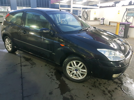2004 Ford Focus Hatchback Manual Registered