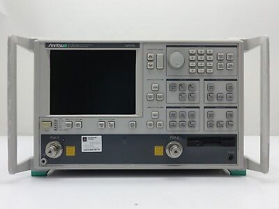 Anritsu 37247d Vector Network Analyzers - 40 Mhz To 20 Ghz