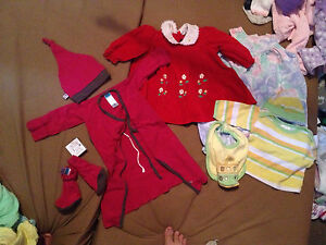 Baby girl clothes! Ranging from 0 to 3 months London Ontario image 3