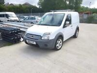 Ford Transit Connect 1.8TDCi ( 75PS ) DPF T200 SWB Leader 2011/61 Registration.