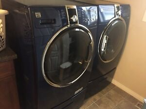 Kenmore HE Laundry Set - Pedestals Included