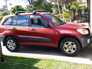 Toyota rav4 with rwc Palm Beach Gold Coast South Preview