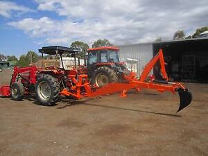 Backhoe attachment for larger tractors Model BF9 Balliang East Moorabool Area Preview