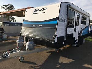 19'6 Millard MFLOW Centre Door Caravan North St Marys Penrith Area Preview