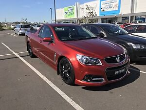 2015 Holden Commodore SSV Redline Ute Utility 6 Speed Manual Narellan Camden Area Preview