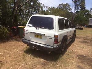 1991 Toyota LandCruiser turbo diesel SUV Grose Vale Hawkesbury Area Preview
