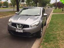 2011 Nissan Dualis Wagon: great car, new clutch kit, 6months rego Essendon North Moonee Valley Preview