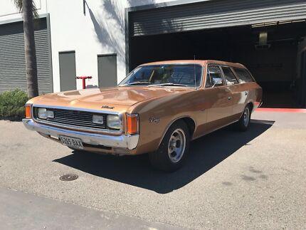 1973 Chrysler Valiant Wagon Gepps Cross Port Adelaide Area Preview