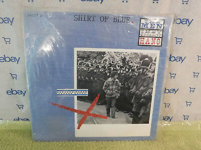 The Men They Couldn't Hang, Shirt of Blue, MCA Records SELLT 2, 1986 SEALED Rock