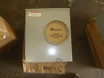 Milbank U1980-xl 200a Meter Socket Free Shipping