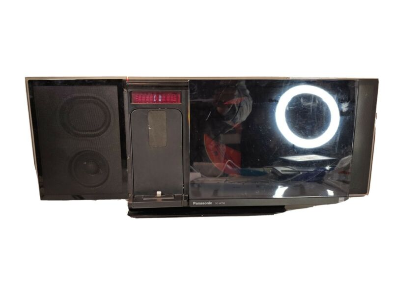 Panasonic Compact Stereo System Sc-Hc58 LU3AA001405