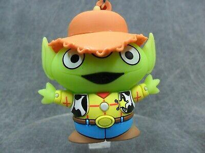 Disney Pixar NEW * Alien as Woody Clip * Toy Story Blind Bag Monogram Key Chain