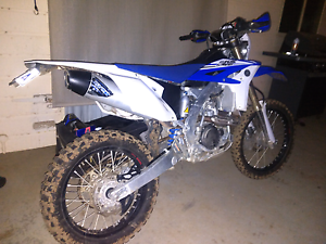 Yamaha WR 450 F 2014 Finley Berrigan Area Preview