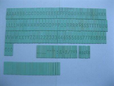 Scott Ml211 Engraving Font Set Pt69