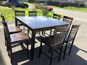 Table style bistro