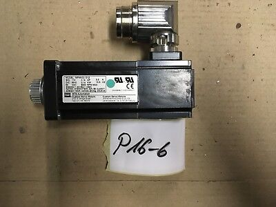MTS Parker Servo Motor MPM 662 13 12
