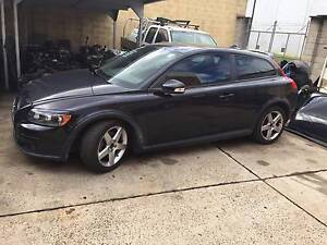 wrecking Volvo C30 2009 2.4  5 speed manual,black St Marys Penrith Area Preview