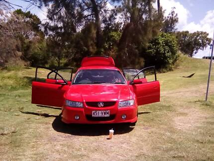 04 vz commodore sv6 Dundowran Fraser Coast Preview