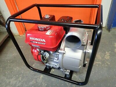 2019 Honda Wb30xt3a Portable 3 Centrifugal Water Pump 290 Gpm Capacity 163cc