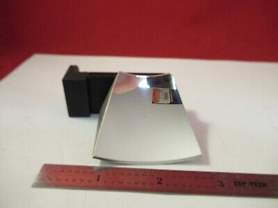 Olympus Optical Mounted Concave Mirror Pro Laser Optics As Pictured Q5-a-36