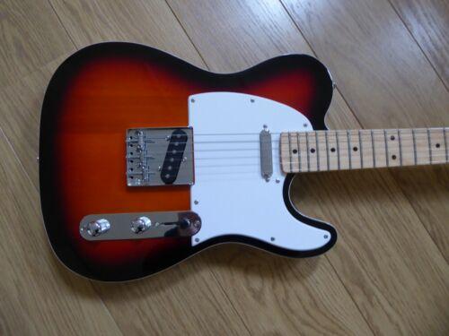 Tokai Breezy Sound Double Bound Telecaster Electric Guitar + Free Gig Bag