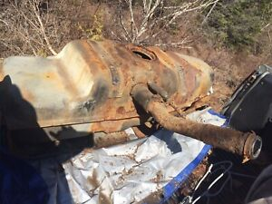*wanted* S10 fuel tank