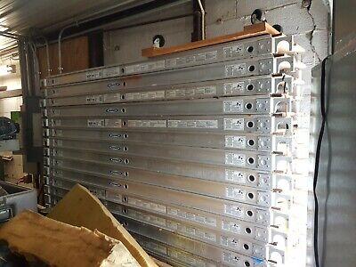 Qty 10 Werner 5307-19 Scaffold Planks Aluma Planks 7x19 7x19 Decked