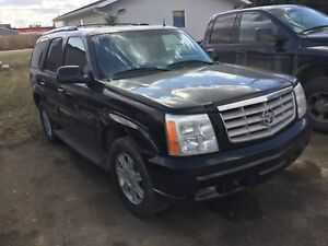 Escalade for sell