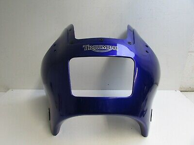 TRIUMPH TROPHY 900 FRONT FAIRING PANEL NOSE CONE 1995 J2