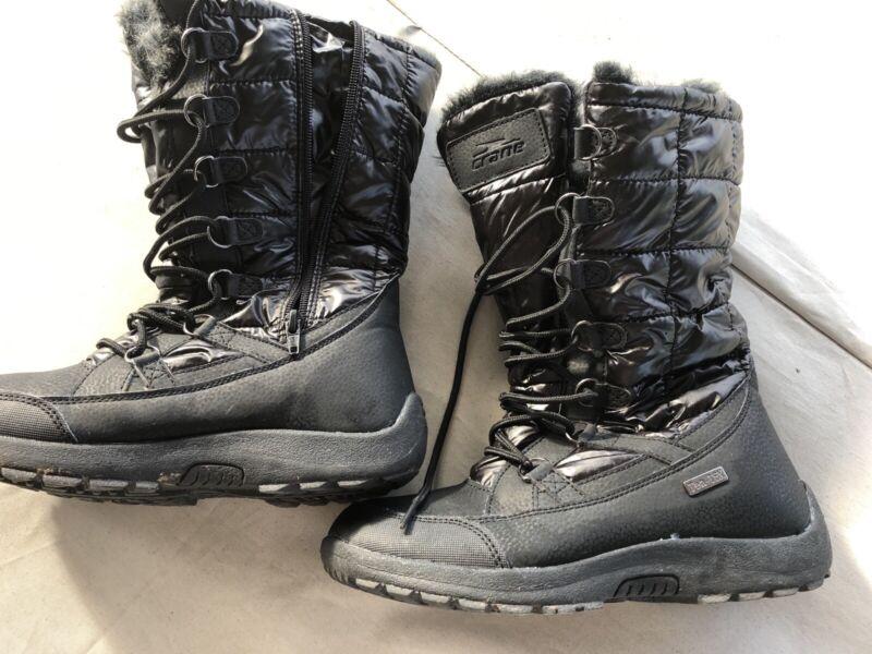 31fc623f354 ALDI Crane Sport Snow Ladies / Teen Girls Thermoboots - Size 6 ...