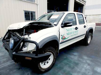 ***Now Wrecking 2008 Holden Rodeo Utility 4 Cylinder – 4WD***