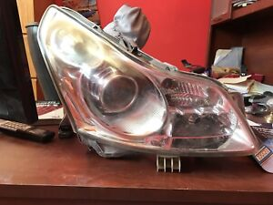 Infiniti g35/36 complete headlight 07-09