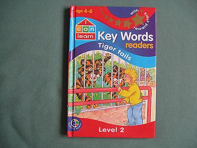 Egmont World Key Words Readers Tiger Tails level 2 ISBN 0749840994