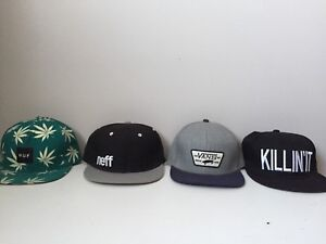 Collection Casquette Snapback New **