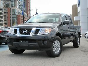 2017 Nissan Frontier SV Crew Cab, Alloys, 4WD