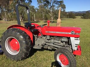 Wanted to buy Massey Ferguson 135 Tractors Newcastle Newcastle Area Preview