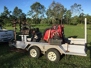 Dingo K9-4 mini digger Cannonvale Whitsundays Area Preview