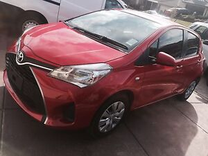 Toyota Yaris 2015 good good condition amazing Ks 3090 Lynbrook Casey Area Preview